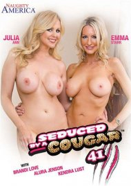Seduced By A Cougar Vol. 41 DVD Image from Naughty America.