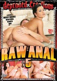 Raw Anal 5 Porn Movie