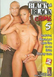 Black on Black Crime 5 Porn Movie