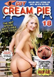 5 Guy Cream Pie 18 Porn Video