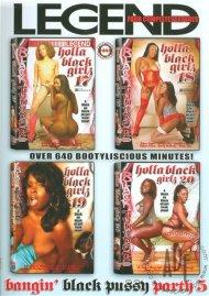 Bangin Black Pussy Party 5 Porn Movie