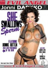 She Swallows Sperm Porn Movie