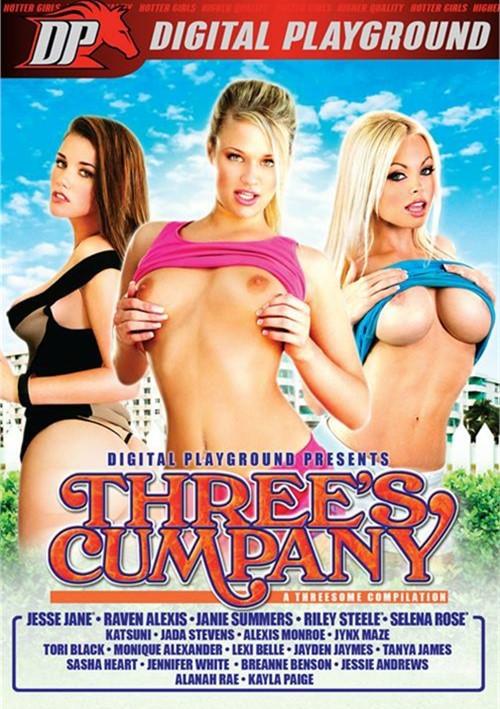 Threes Cumpany