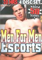 Men For Men Escorts 4-Disc Set Porn Movie