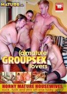 (A)Mature Group Sex Lovers Porn Movie