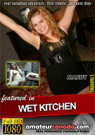 Wet Kitchen Porn Video