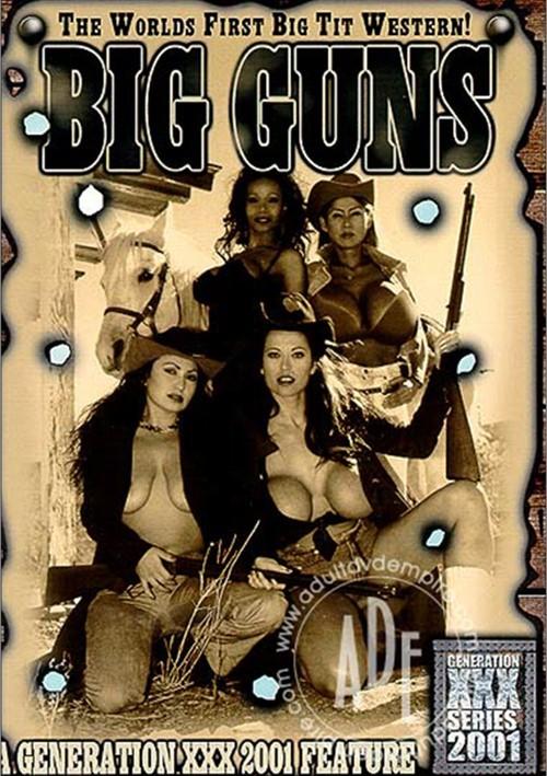 Big Guns Feature Donita Dunes Western