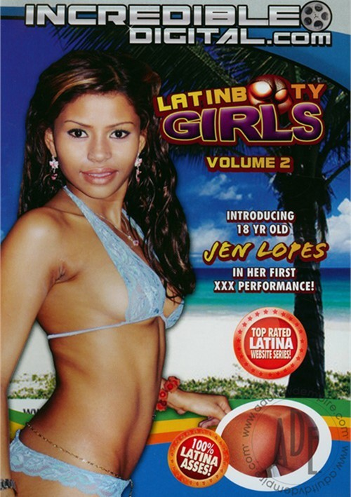 Latin Booty Girls Vol. 2
