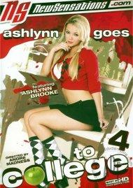 Ashlynn Goes To College #4 Porn Video