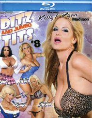 All Ditz and Jumbo Tits 8 Blu-ray