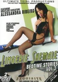 Lingerie SheMale Bedtime Stories Vol. 3 Porn Movie