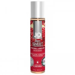 JO H2O Sweet Pomegranate - 1oz Sex Toy