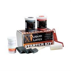 Brand X Liquid Latex Starter Kit Sex Toy