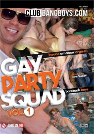 Gay Party Squad Porn Movie