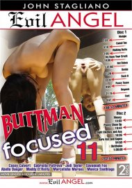 Buttman: Focused 11 Porn Movie