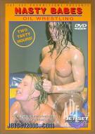 Nasty Babes Oil Wrestling Porn Movie