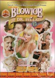 Blowjob Adventures of Dr. Fellatio #15, The Porn Video
