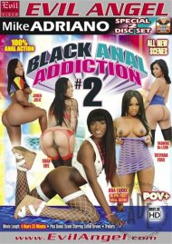 Black Anal Addiction #2 Porn Video