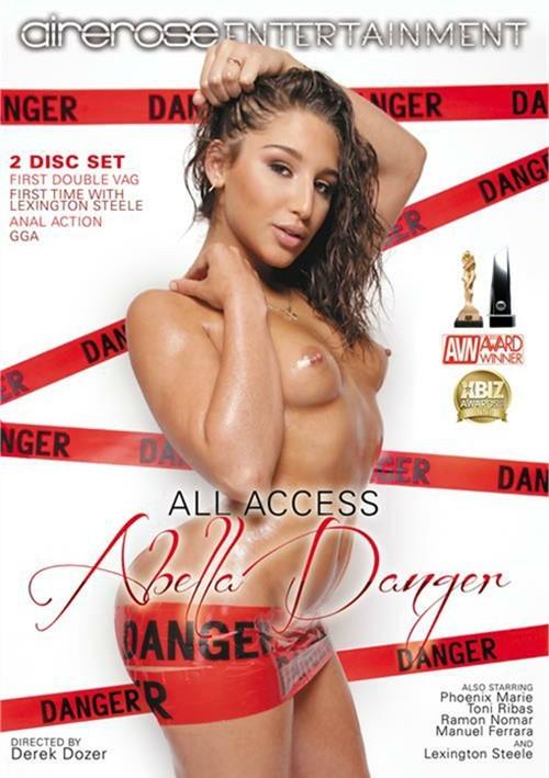 All Access Abella Danger DVD Porn Movie Image