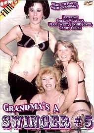 Grandma's a Swinger #5 Porn Video