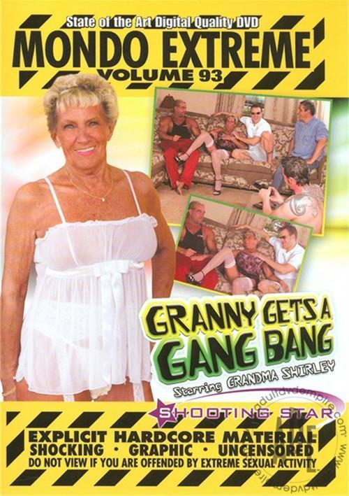 Mondo Extreme 93: Granny Gets a Gangbang Gangbang Grannies All Sex