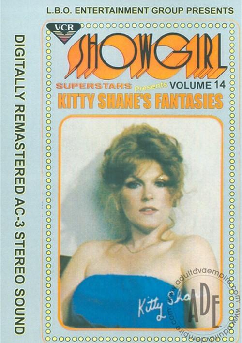 Kitty Shane's Fantasies Kitty Shayne LBO Classic