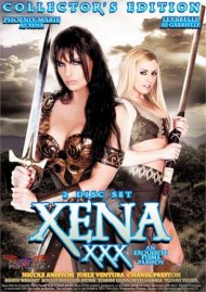 Xena XXX: An Exquisite Films Parody Porn Movie