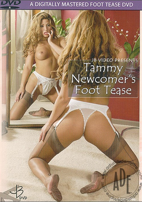 Tammy Newcomers Foot Tease