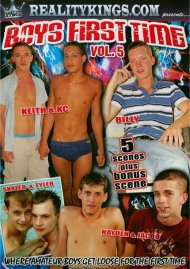 Boys First Time Vol. 5 Porn Movie