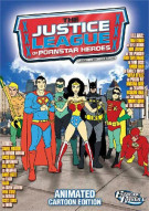 Justice League Of Pornstar Heroes: An Extreme Comixxx Animated Parody, The Porn Movie