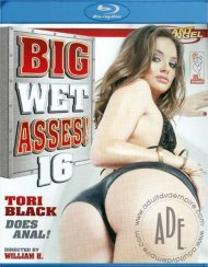 Big Wet Asses #16 Blu-ray porn movie from Elegant Angel