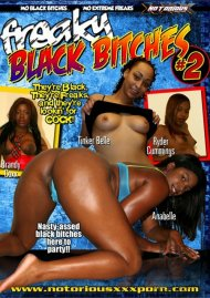 Freaky Black Bitches #2 Porn Movie
