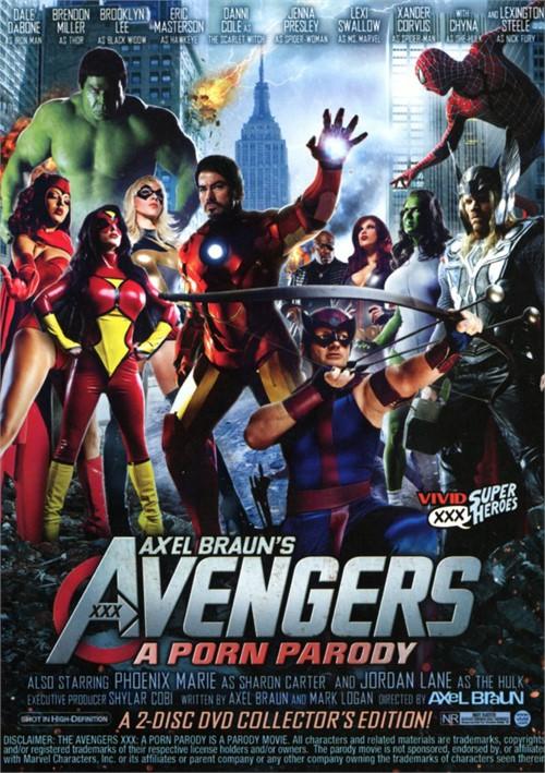 Avengers XXX
