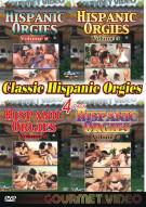 Classic Hispanic Orgies 4-Pack Porn Movie