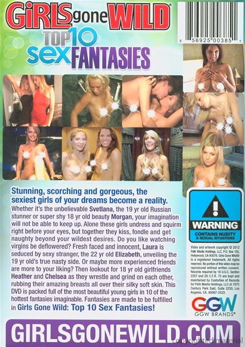 Top Ten Sex Fantasies 110