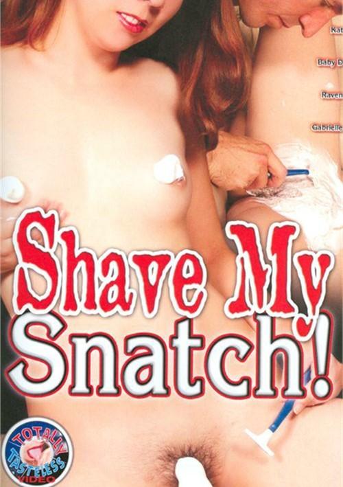 Shave My Snatch! Fetish Kat (IV) 2014