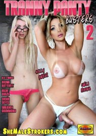 Tranny Panty Busters 2 Porn Movie