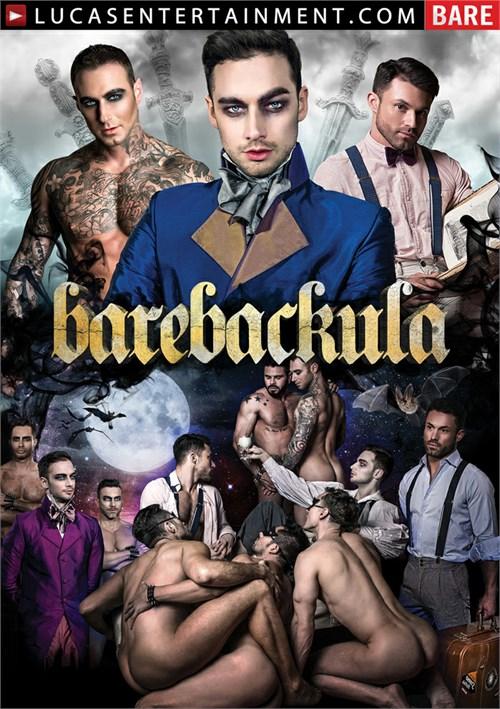 Barebackula Cover Front