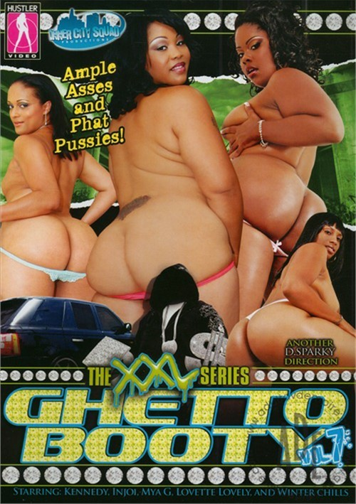 Ghetto Booty: The XXL Series Vol. 7 image