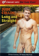 Jude Collin: Long and Straight Porn Movie