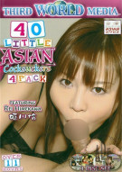 40 Little Asian Cocksuckers 4-Pack Porn Movie