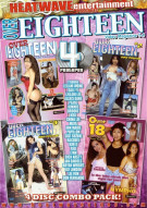 Over 18 Video Magazine 1-4 Porn Movie