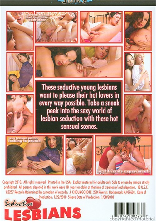 Seductive Lesbian Porn 37