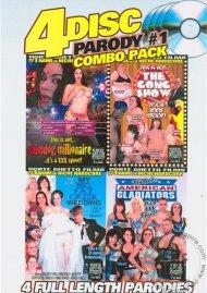 Parody #1 Combo Pack Porn Movie