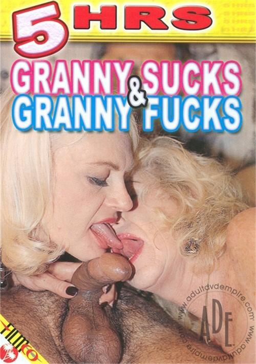 Granny Sucks & Granny Fucks