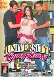 University Gang Bang 8 Porn Movie