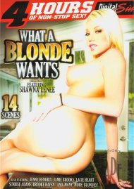 What A Blonde Wants Porn Movie