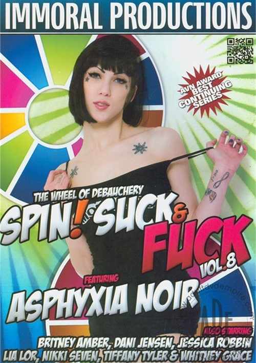 Spin! Suck & Fuck Vol. 8