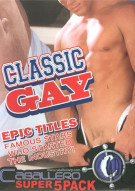 Classic Gay 5 Pack Porn Movie