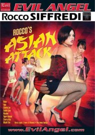 Rocco's Asian Attack Porn Video